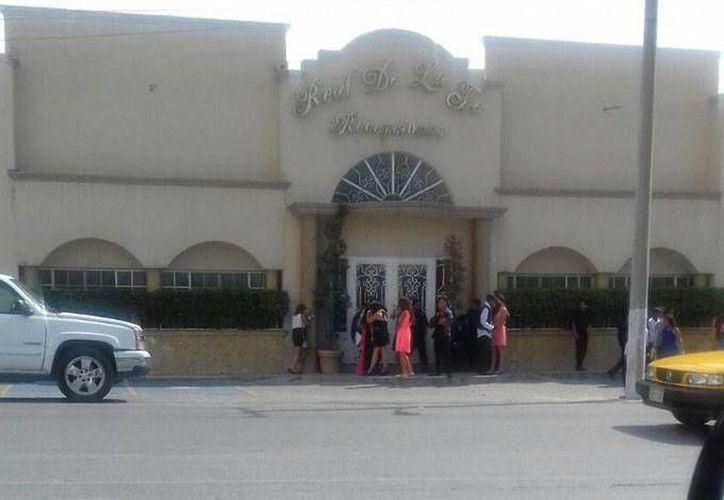 Dianet Montserrat Rojas Guzmán, de 15 años, falleció la tarde de este sábado cuando celebraba el fin de sus estudios, junto con sus compañeros en Saltillo, Coahuila. (excelsior.com.mx)