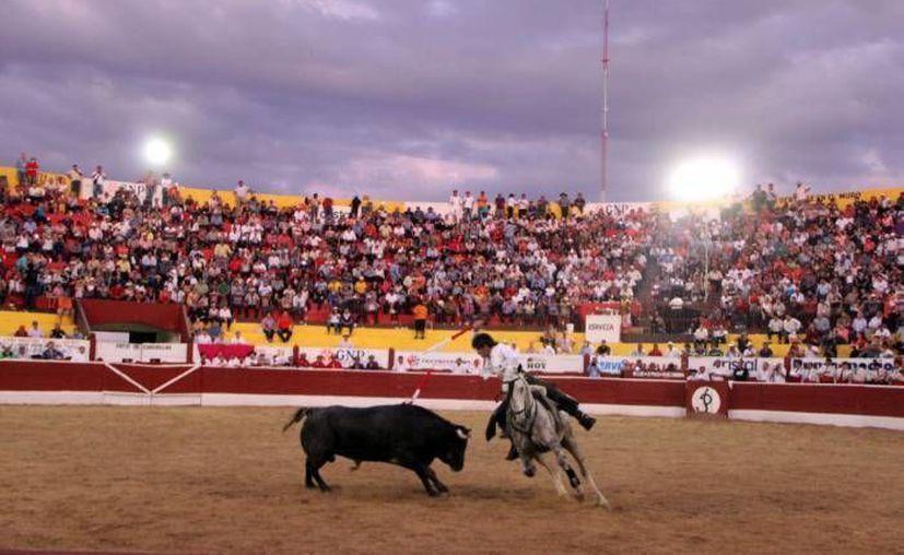 El Sindicato de Toreros de Yucatán mostró su desacuerdo con la propuesta presentada por la Codhey, sobre la prohibición a menores de edad en espectáculos violentos, como lo serían las corridas de toros. (Archivo/ SIPSE)