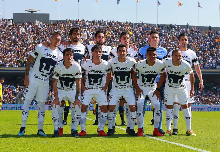 Pumas se enfrentará a Tigres en un partido que cierra la fecha cinco del Clausura 2018. (Foto: JamMedia)