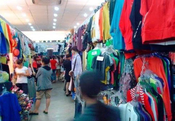 Argumentan que la llegada del Dragon Mart representaría una desventaja para los industriales de la moda. (Foto de Contexto/minutouno.com)