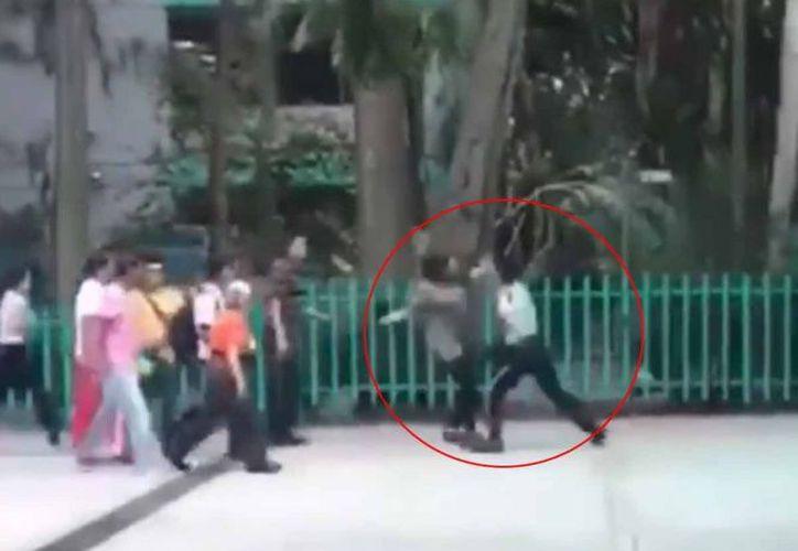 Foto: Captura del video.
