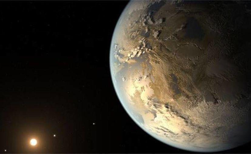 Científicos de la NASA consideran que Kepler-452b tiene una edad de 6,000 millones de años, lo que permite suponer que puede albergar vida.(NASA)