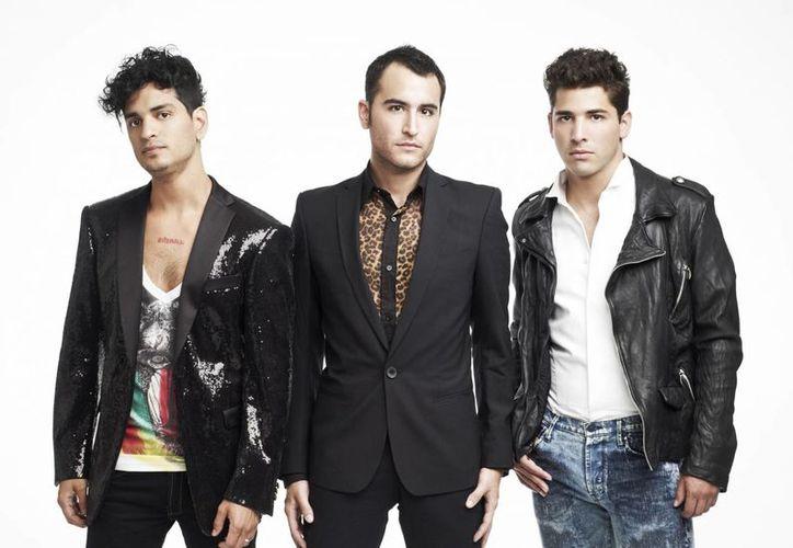 El grupo Reik, que se presenta esta noche en Mérida, ya prepara un nuevo disco para el año que viene. (gentetoday.com)