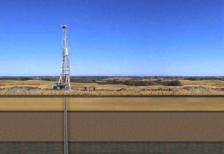 Hay empresas mexicanas que también podrán participar en los proyectos de recuperación secundaria de shale gas, afirma Coldwell. (Milenio/Foto de contexto)