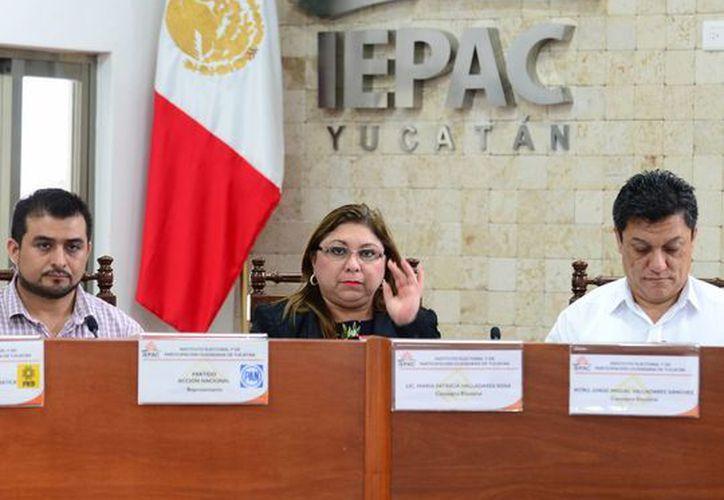 El Iepac registró a Rodolfo Menéndez Reyes como aspirante a la alcaldía de Mérida. (Milenio Novedades)