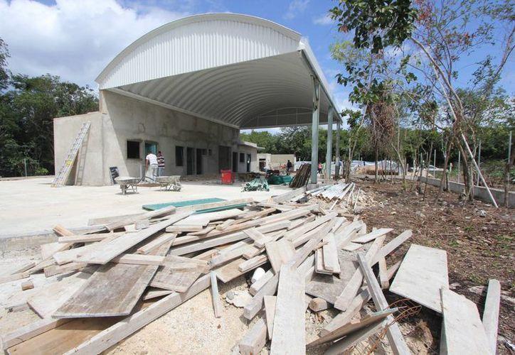 """Lo que se busca es reducir las emisiones contaminantes acorde al plan del Gobierno Estatal de """"Un Quintana Roo Verde"""". (Gustavo Villegas/SIPSE)"""