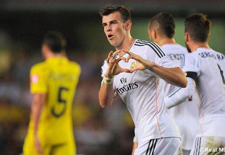 Gareth Bale sufrió una recaída de la lesión muscular que sufrió en el calentamiento previo al partido contra el Getafe. (Facebook oficial)