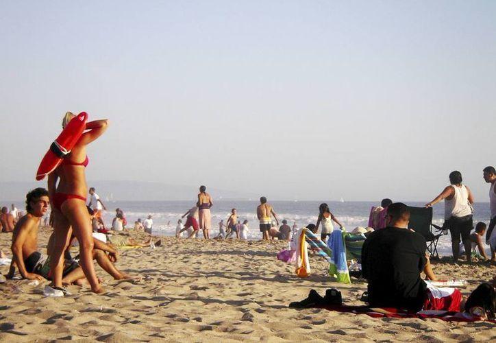Venice Beach, California, fue fundada y diseñada en torno a la cultura europea de Venecia, Italia. (Imagen: www.airbnb.es)