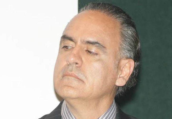 El malogrado secretario de Turismo de Jalisco, José de Jesús Gallegos Álvarez. (milenio.com)