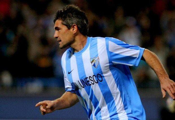 Toulalan, de 29 años, fue pieza clave del Málaga que hace unas semanas llegó a estar entre los ocho mejores clubes de Europa. (goal.com/Archivo)