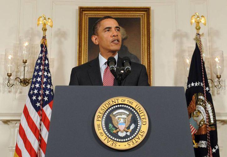 Barack Obama informó del levantamiento de las sanciones a Liberia en una orden ejecutiva dirigida al Congreso y divulgada por la Casa Blanca. (EFE/Archivo)