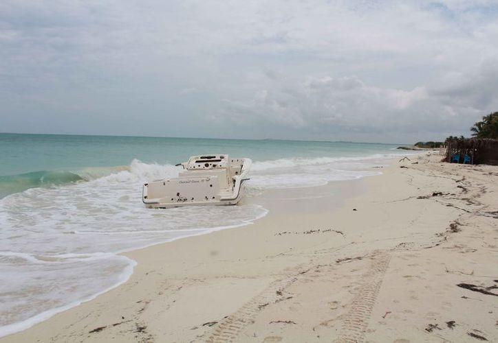 Playa Mujeres, Costa Mujeres e Isla Blanca forman el corredor turístico de la zona continental. (Luis Soto/SIPSE)