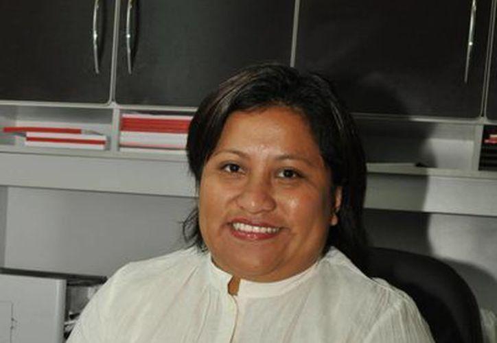 Raquel Tun Osorio aseguró que el objetivo de multar a las personas que no cumplan con la normatividad no es para enriquecer las arcas municipales. (Redacción/SIPSE)