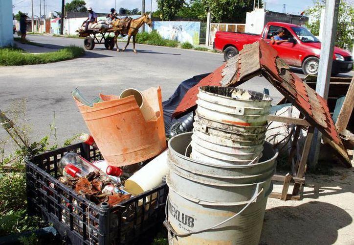 Más de 880 toneladas de cacharros han sido recolectadas. (Milenio Novedades)