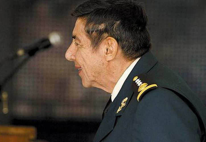El general Tomás Ángeles Dauahare fue liberado en 2013. (Octavio Hoyos/Archivo Milenio)
