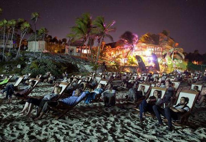 El Riviera Maya Film Festival tendrá diversos escenarios de Playa del Carmen, Cancún, Tulum y Puerto Morelos. (Contexto/Internet)