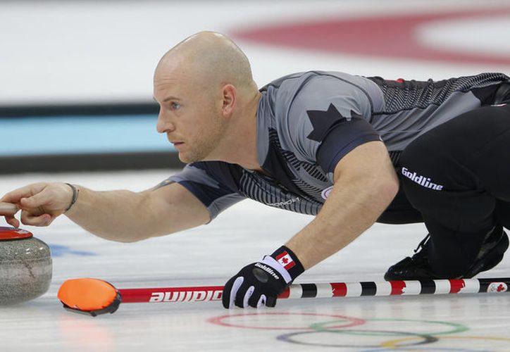El atleta obtuvo medalla de oro en los Juegos Olímpicos de Invierno de Sochi. (RT)