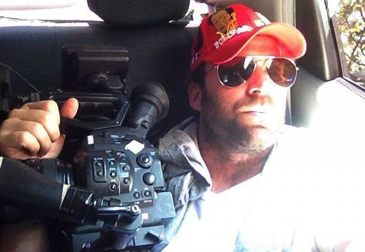 Timothy Hallett Tracy viajó a Venezuela para trabajar en un documental. (Agencias)