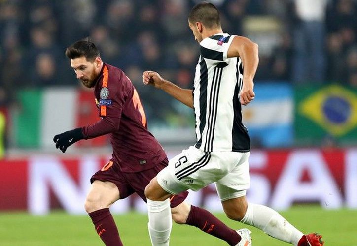 Messi entró de cambio en el segundo tiempo. (Foto: Getty images)