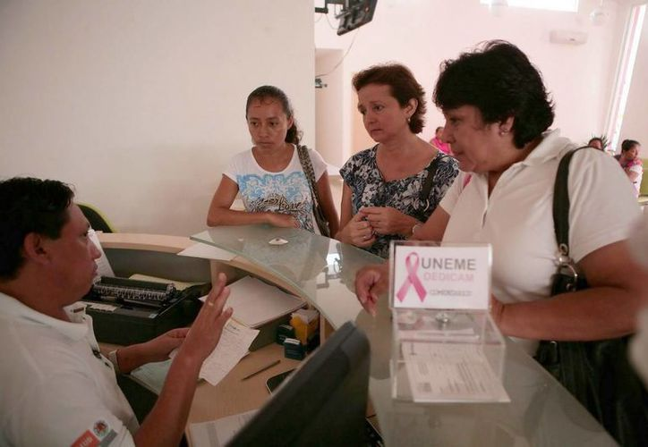 En poco más de 2 meses se brindaron 995 estudios de mastografía. (Redacción/SIPSE)