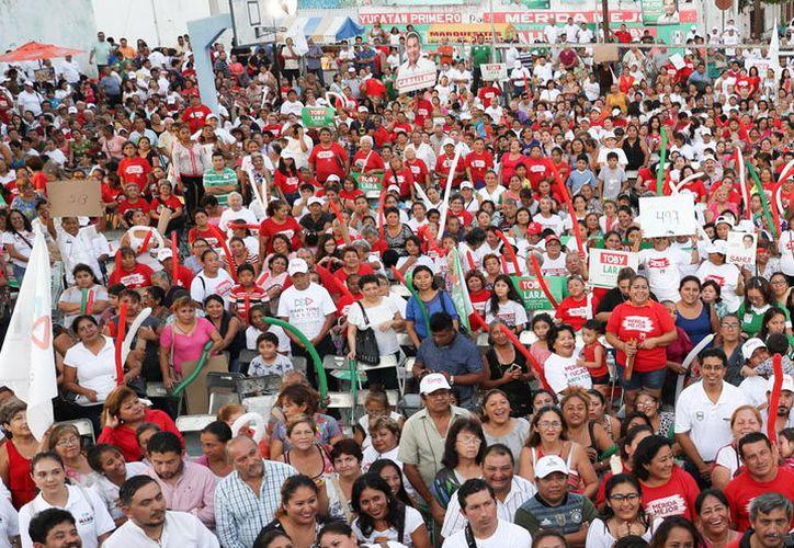 El PRI considera que la entidad ha entrado en una etapa de bipartidismo. (Foto: Milenio Novedades)