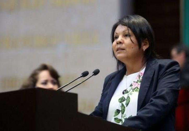 Inmujeres condenó enérgicamente el asesinato de la alcaldesa electa de Temixco, Morelos, Gisela Mota. (Twitter de Inmujeres)