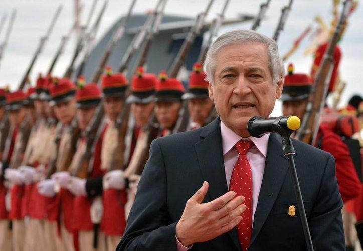 El ministro chileno de Relaciones Exteriores, Heraldo Muñoz., consideró que el reloj boliviano es un 'gesto inamistoso' hacia Chile. (EFE/Archivo)