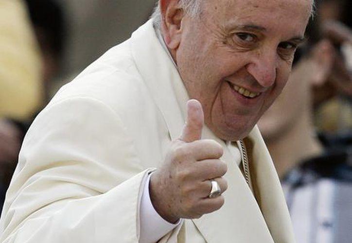 El Papa Francisco visitará México del 12 al 18 de febrero. (Archivo/AP)
