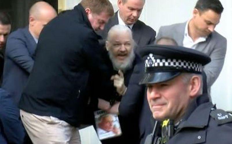 Desiste Inglaterra de hacer juicio a Julian Assange, fundador de Wikileaks