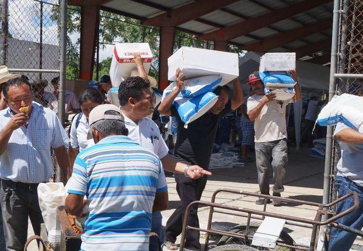 Siete de los proyectos están ubicados en el municipio de Felipe Carrillo Puerto y 2 en el municipio de Solidaridad. (Edgardo Rodríguez/SIPSE)