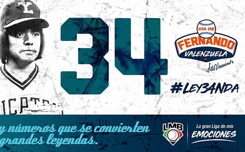 El número de Fernando Valenzuela será retirado por la LMB