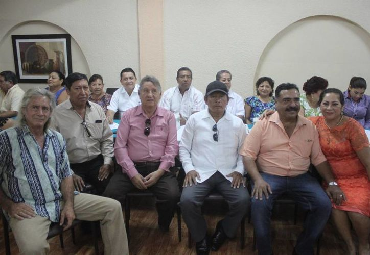 El jueves se realizó el tradicional desayuno organizado para quienes participaron en la creación del municipio de Solidaridad. (Daniel Pacheco/SIPSE)