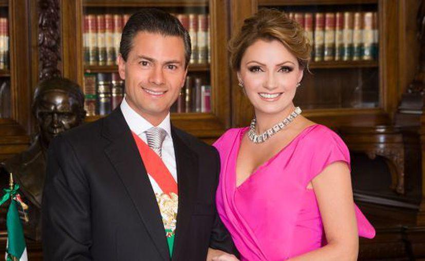 Entre las 58 cuentas de Instagram a las que sigue Enrique Peña Nieto no está la de su esposa, Angélica Rivera. (Angelicarivera.com)