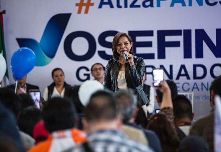 Josefina Vázquez Mota recibió dinero del Estado a través de la Secretaría de Relaciones Exteriores, confirmó la Auditoría Superior de la Federación. (Facebook/Josefina Vázquez Mota)