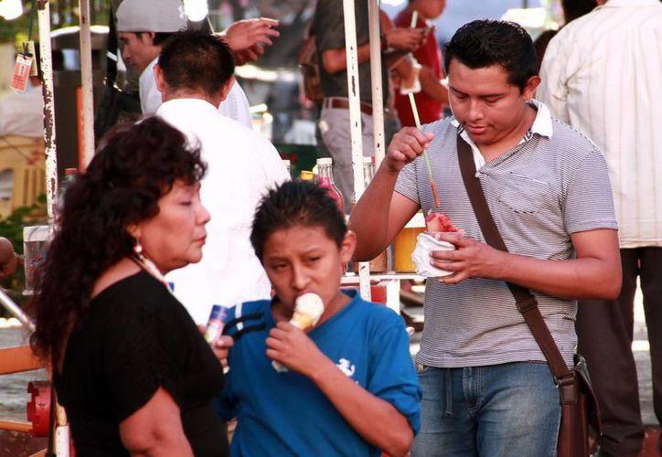 Las temperaturas serán de calurosas a muy calurosas en el inicio de esta semana en Yucatán. (Jorge Acosta/Milenio Novedades)