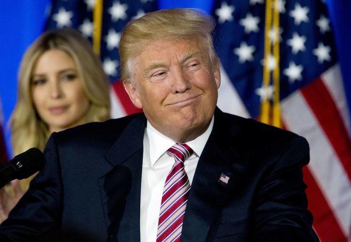 Entre las propuestas de Donald Trump está el levantar un muro entre la frontera EU-México. (Agencias)
