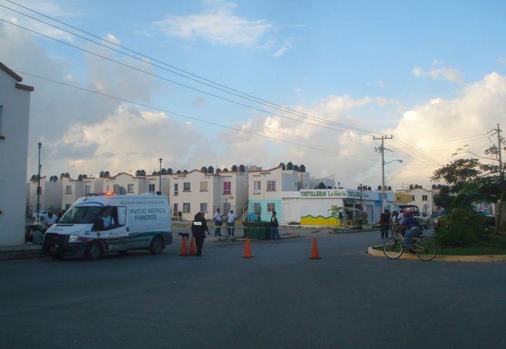 Hace unos días fueron hallados los restos de una mujer en diferentes puntos de la ciudad. (Redacción/SIPSE)