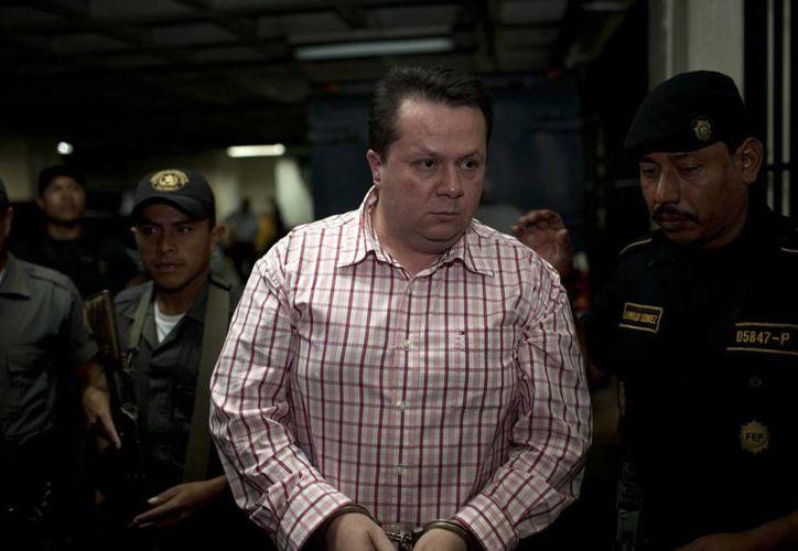 """El costarricense Alejandro Jiménez (a) """"Palidejo"""" está preso en Guatemala acusado de narcotráfico. Si resulta absuelto Costa Rica le devolvería monto de la venta de su mansión. (EFE/Archivo)"""