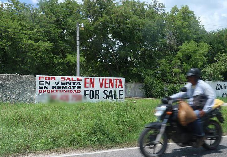 Ejidatarios de Ucú denuncian presunto fraude en una compra-venta de sus tierras. (Archvio/ SIPSE)