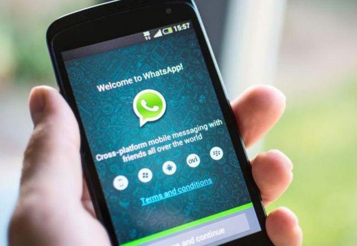 WhatsApp incluyó las cifras relativas del uso de las distintas herramientas de la aplicación. (Contexto/Internet).