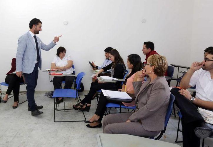 La certificación en idioma italiano cuenta con el aval de la Unión Europea. (SIPSE)