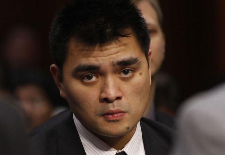 El periodista ganador del Premio Pulitzer y activista a favor de la reforma migratoria José Antonio Vargas. (Agencias)