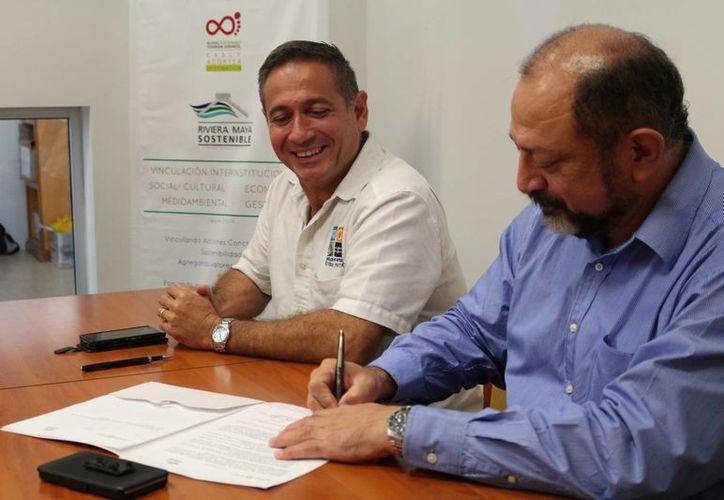 Con el convenio se refuerza la cooperación de la industria hotelera. (Adrián Barreto/SIPSE)