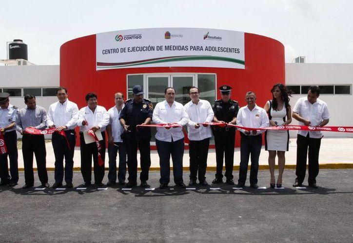 En el centro se invirtió más de 23 millones de pesos. (Cortesía/SIPSE)
