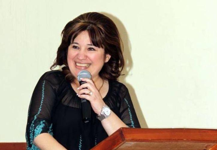 La nueva Ley de Mejora Regulatoria de Yucatán 'es de gran importancia para los yucatecos, pues también modifica la Ley de Presupuesto y Contabilidad Gubernamental del Estado', declaró la presidenta de la Junta de Gobierno y Coordinación Política (Jucopo), Celia María Rivas Rodríguez. (Milenio Novedades)
