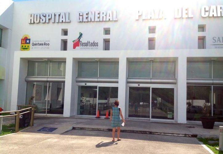 En el Hospital General de Playa del Carmen realizarán durante octubre mastografías sin costo. (Adrián Barreto/SIPSE)