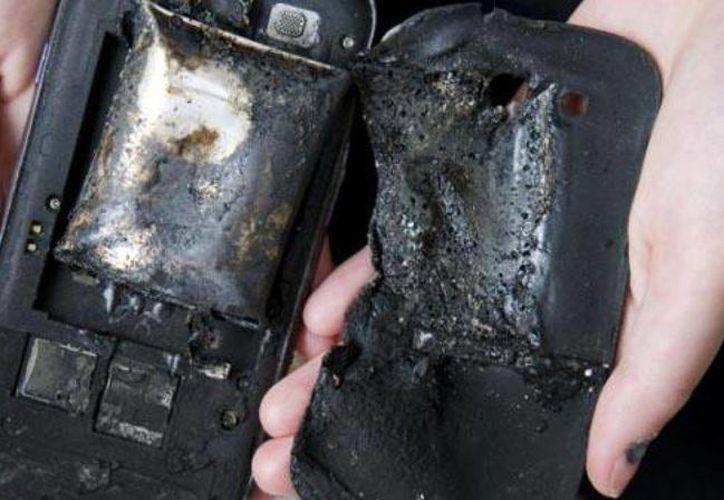 Recientemente se han reportado casos de explosiones en varios modelos de teléfonos celulares. (Agencias)