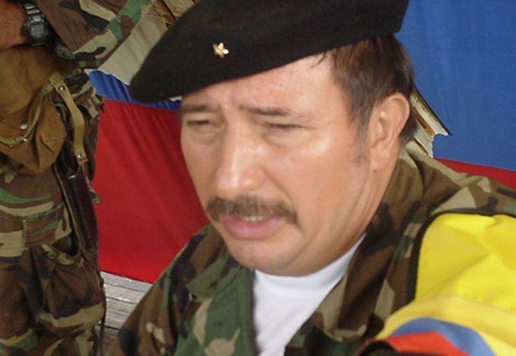 Víctor Julio Suárez alias <i>el Mono Jojoy</i>, fue muerto en un bombardeo de la fuerza pública en septiembre de 2010. (Agencias)