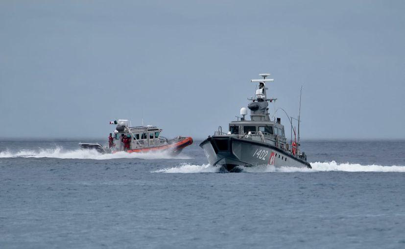 El personal de la Estación Naval de Búsqueda y Rescate activó el protocolo de emergencia. (Redacción/SIPSE)