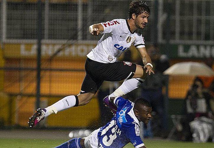 El partido entre el Corinthians y los Millonarios se realizó a puerta cerrada. (corinthians.com.br)